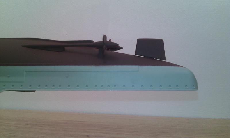 Admiral Graf Spee, Academy, 1/350 Hylice10