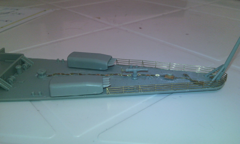 Admiral Graf Spee, Academy, 1/350 Pont_a10