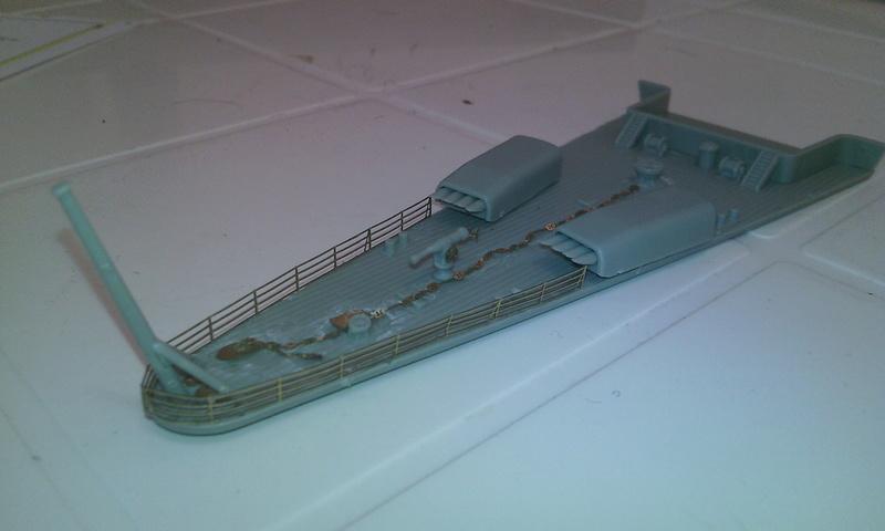 Admiral Graf Spee, Academy, 1/350 Pont_a12