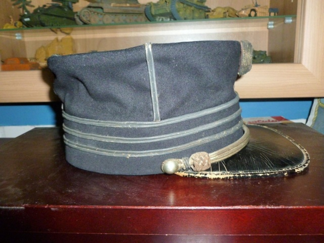 "Estimation képi de Police belge ""Pontus"" P1040615"