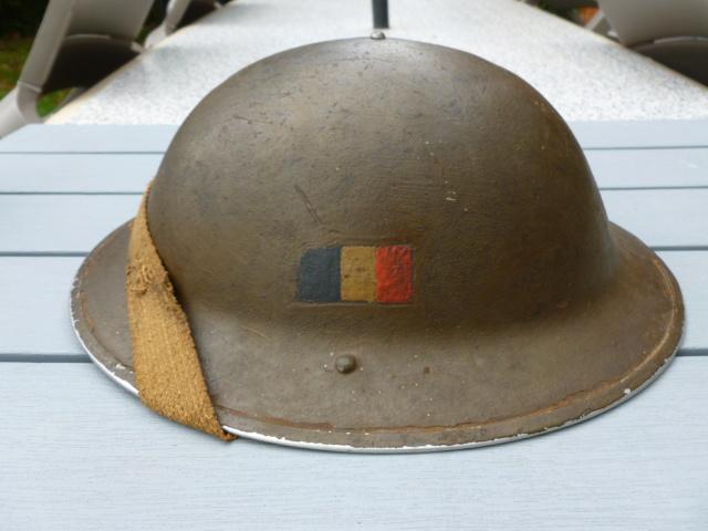 Casque MkII belge 1943 - peinture ? P1050627