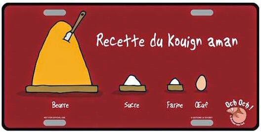 Patois francophones  Kouign11