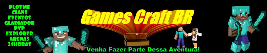 GamesCraftBR | FORUM