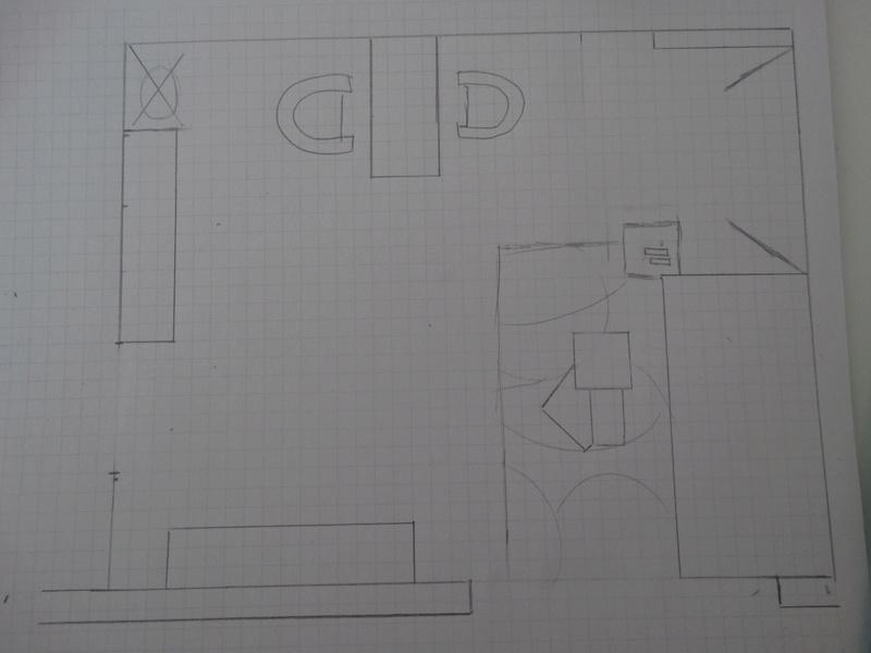 agencement salle à manger-salon et chambre dans même piéce Dsc07113