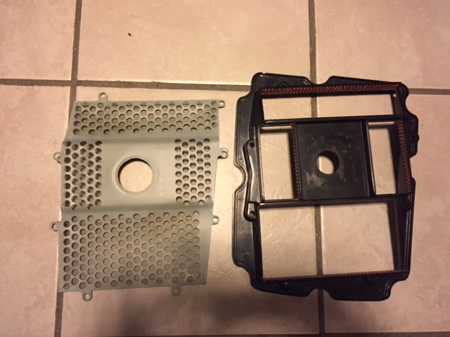 NTV 650 Revere : Fabrication d'un filtre à air perso Img_2111