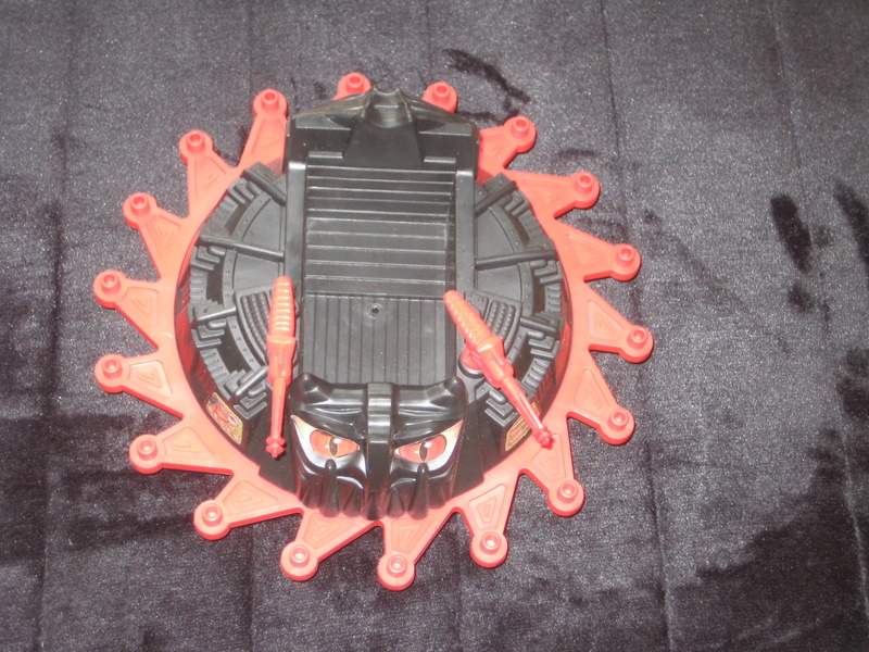 Motu: Rotor veicolo da combattimento di Skeletor vendo Img_1061