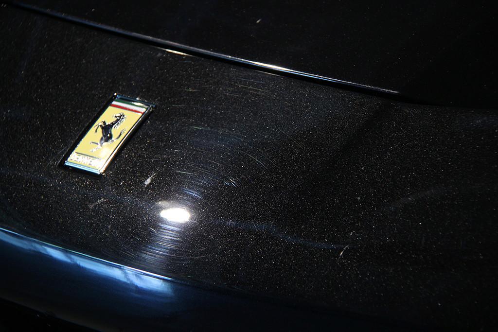 Davide Engheben @ BigFoot Centre in Ferrari 488 GTB Nanotech Detailing 0111