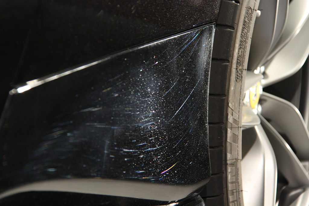 Davide Engheben @ BigFoot Centre in Ferrari 488 GTB Nanotech Detailing 0911
