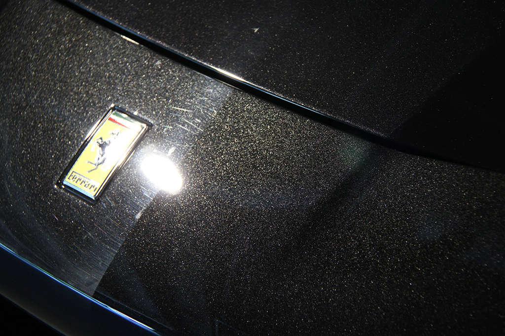 Davide Engheben @ BigFoot Centre in Ferrari 488 GTB Nanotech Detailing 1111