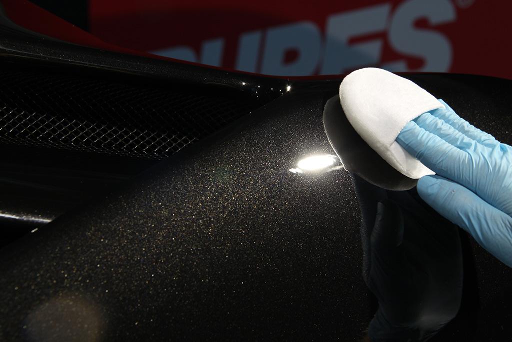 Davide Engheben @ BigFoot Centre in Ferrari 488 GTB Nanotech Detailing 2511