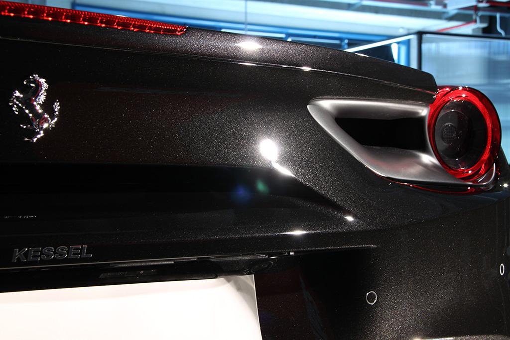 Davide Engheben @ BigFoot Centre in Ferrari 488 GTB Nanotech Detailing 2611