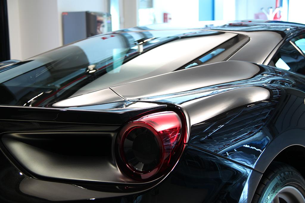Davide Engheben @ BigFoot Centre in Ferrari 488 GTB Nanotech Detailing 4111
