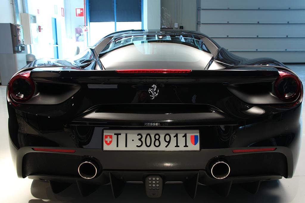 Davide Engheben @ BigFoot Centre in Ferrari 488 GTB Nanotech Detailing 4211
