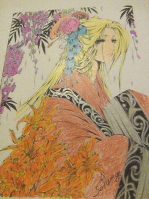 coloriage pour adulte ; mes creations 14322513
