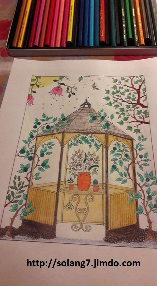 coloriage pour adulte ; mes creations 14907613