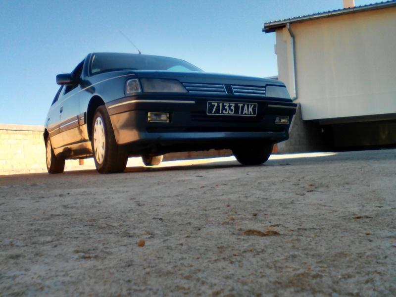 Peugeot 405 Signature ( Madagascar ) Img_2011