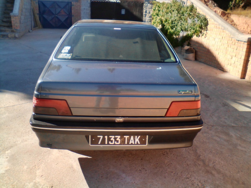 Peugeot 405 Signature ( Madagascar ) Img_2013