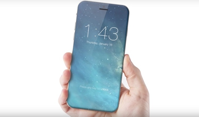 iPhone 8 - Touch ID integrato nel Display! Iphone10