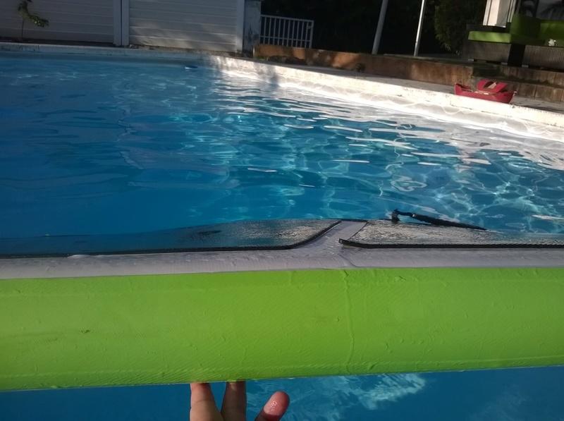 énorme bulle d'air dans mon paddle gonflable Wp_20110
