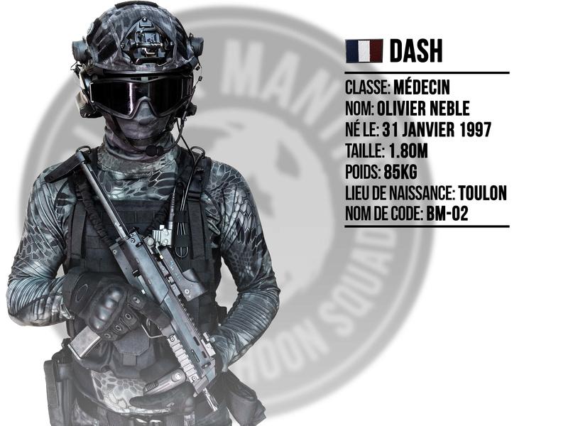 Présentation de Dash, escouade Black-Mantis Dash10