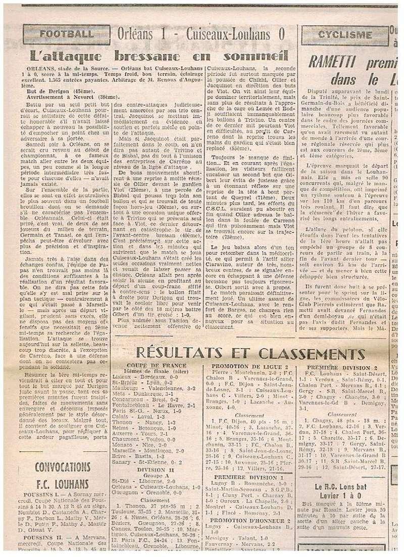 ORLEANS-CSCL du 5/03/1982 Orlean10
