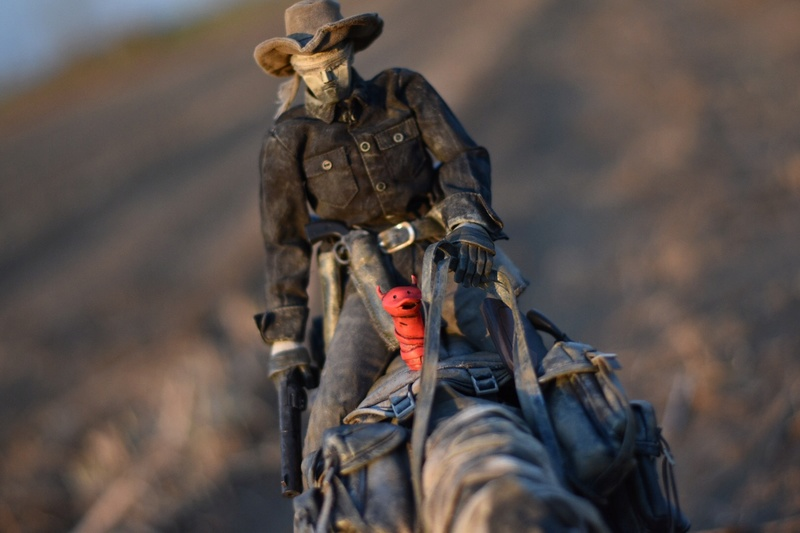 Blind Cowboy and Wild West  Image19