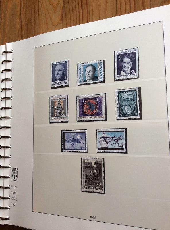 Bitte um Hilfe - Briefmarkensammlung geerbt Image20