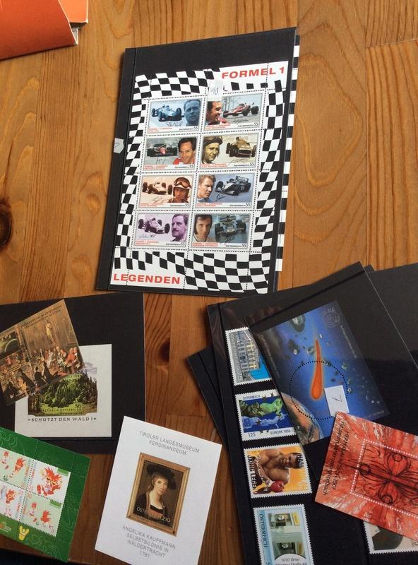 Bitte um Hilfe - Briefmarkensammlung geerbt Image23