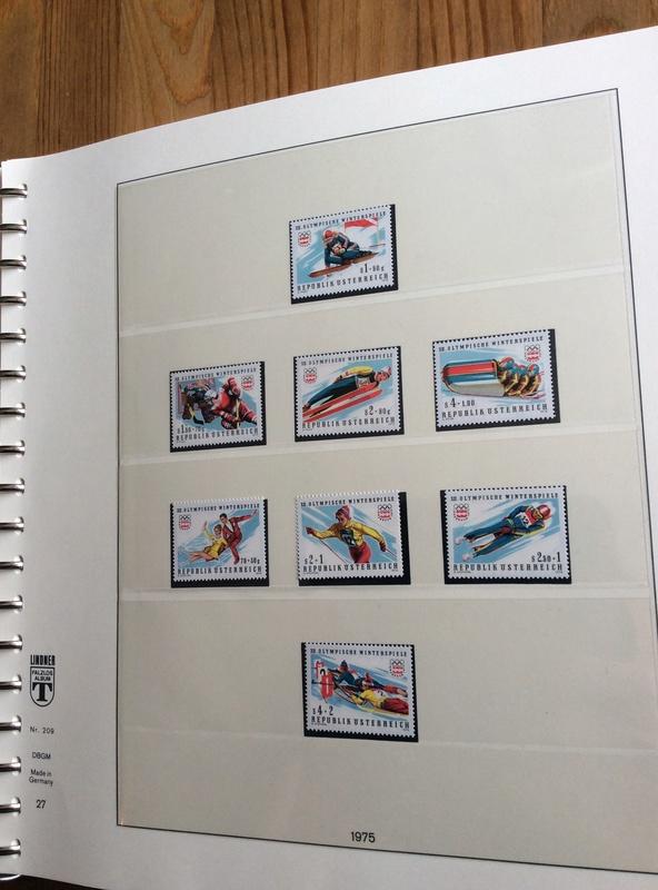 Bitte um Hilfe - Briefmarkensammlung geerbt Image24