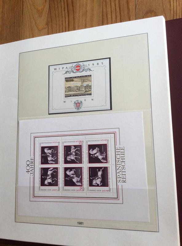 Bitte um Hilfe - Briefmarkensammlung geerbt Image25