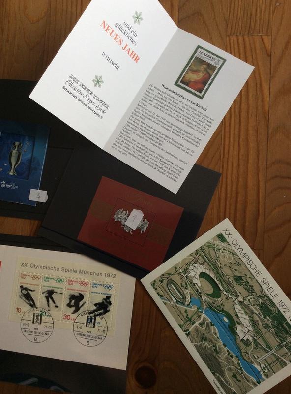 Bitte um Hilfe - Briefmarkensammlung geerbt Image27