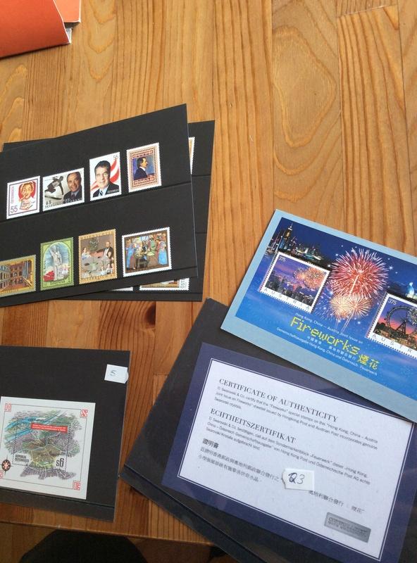 Bitte um Hilfe - Briefmarkensammlung geerbt Image28