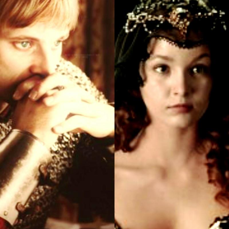 Juana Meets Prince Arthur of Camelot  20160910