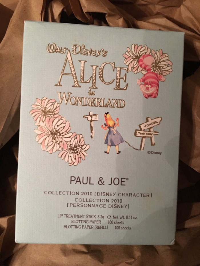 Mariage Alice In Wonderland version Lewis Caroll  Coffre10