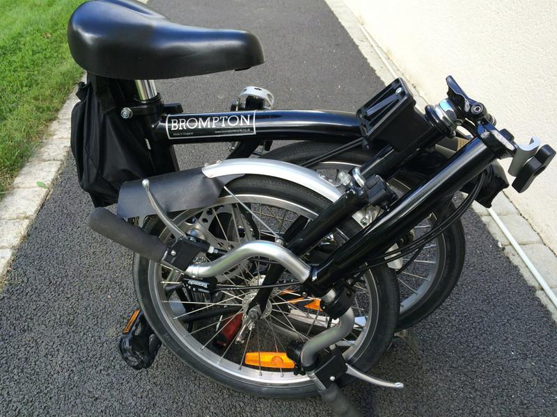 [VENDU] - Vends 2 vélos Brompton 3 vitesses noirs de 2004 Img_5721