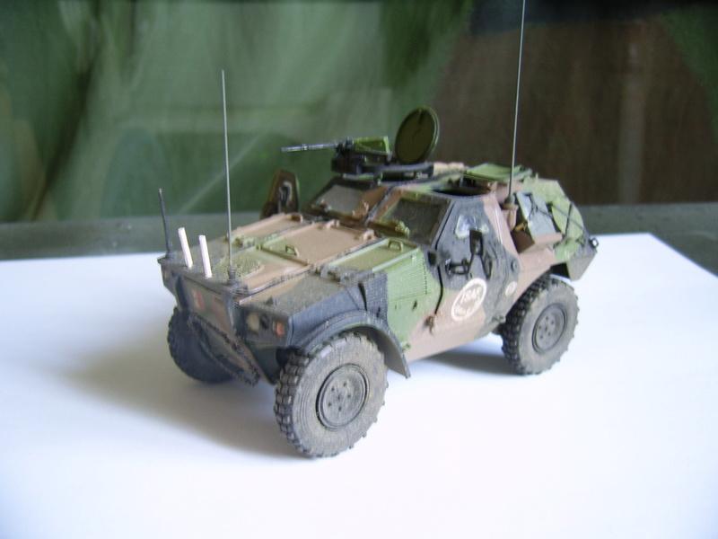 vbl ( tiger model 1/35) afghanistan  Vbl_ie11