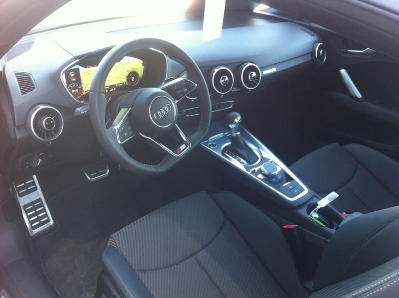 Audi TT mk3  Image18