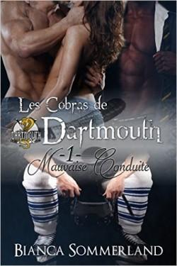Les Cobras de Dartmouth #1 - Mauvaise Conduite de Bianca Sommerland Les-co15