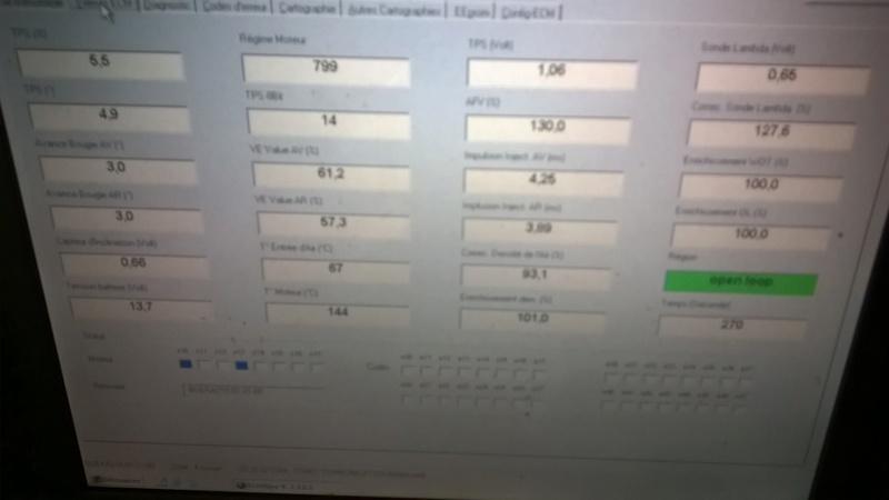 X1 réglage Air /fuel/valve et recherche panne raté moteur Wp_20111