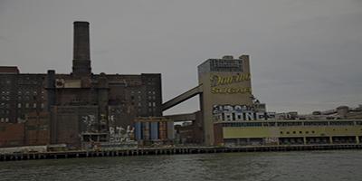 Polígono de fábricas