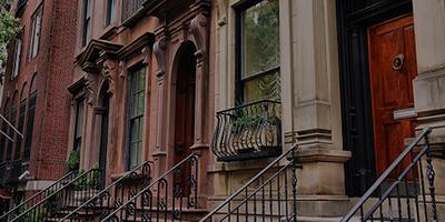 Apartamentos y azoteas