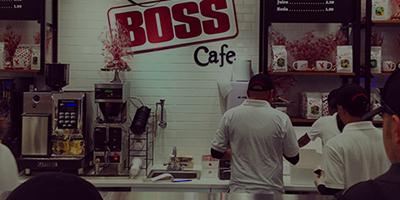 Cafeterías y restaurantes