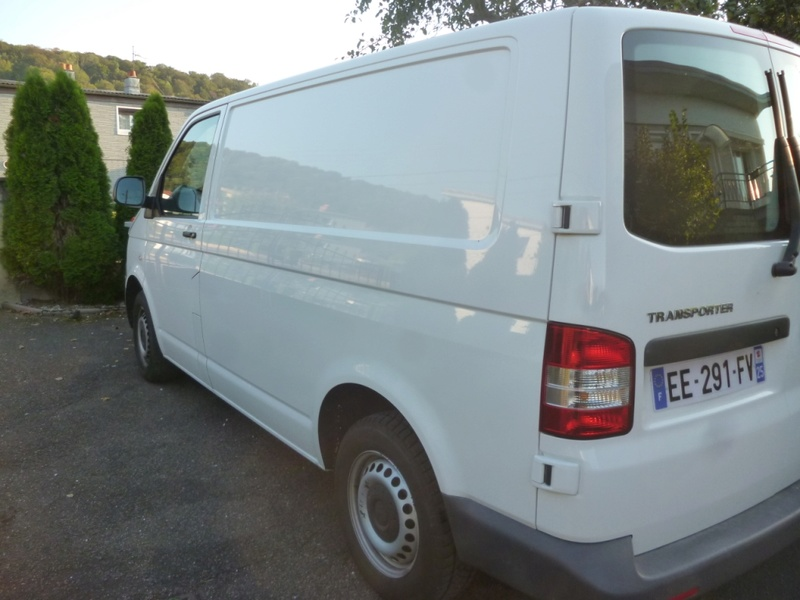 Vends T5 fourgon 102cv 2011 67 000 kms P1060514