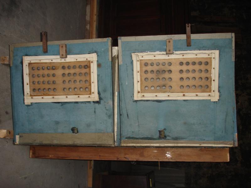 Restauration D&L 2 clavier + pédalier  24-23110