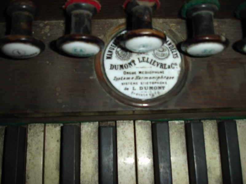 Dumont-Lelièvre 2 claviers & Pédalier Dsc06317