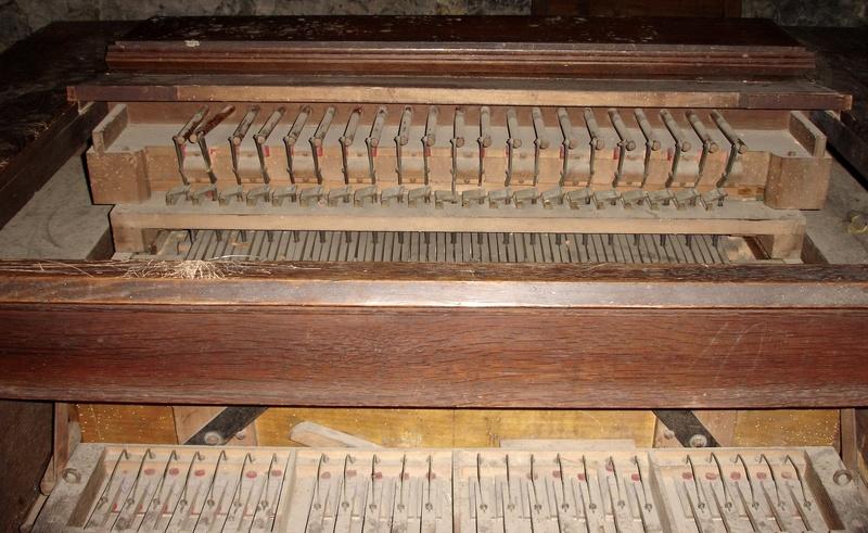Dumont-Lelièvre 2 claviers & Pédalier Dsc07111