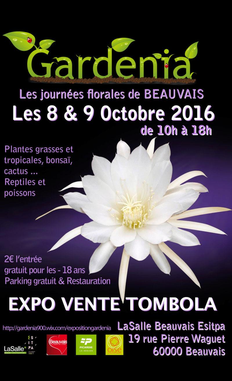 Exposition et vente plantes exotiques Beauvais 8-9 octobre 2016 Gardyn16