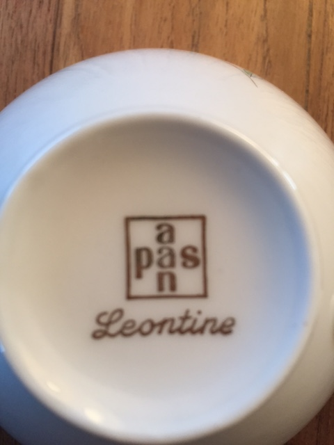 Would love to know more about Pasaan factory and Leontine design Passan11