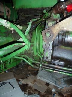 Problème huile hydraulique john deere 1120 P1100713