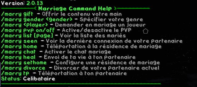 Commandes Gérérales 2016-018